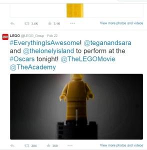 Lego Twitter
